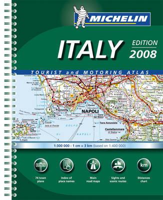 MOT Atlas Italy: 2008 image