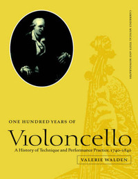 Cambridge Musical Texts and Monographs by Valerie Walden