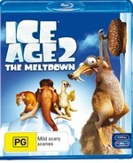 Ice Age 2 - The Meltdown on Blu-ray
