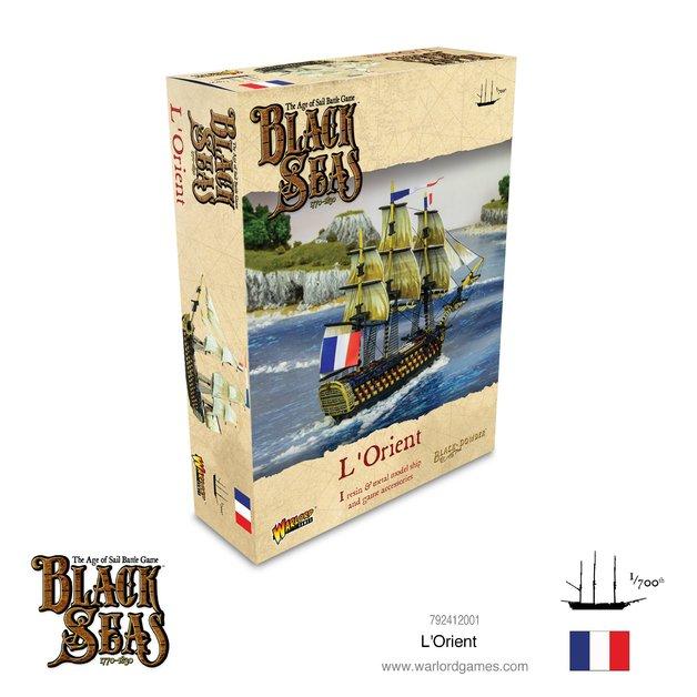 Black Seas: L'Orient