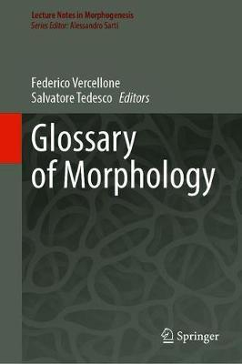Glossary of Morphology