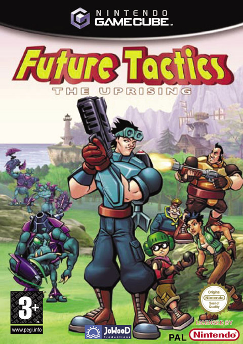 Future Tactics for GameCube image