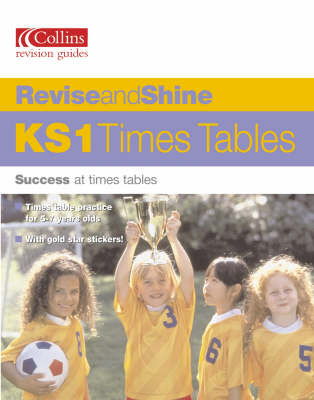 Times Tables: Age 5-7 by Simon Greaves image