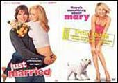 Just Married / There's Something About Mary (Double Pack) on DVD