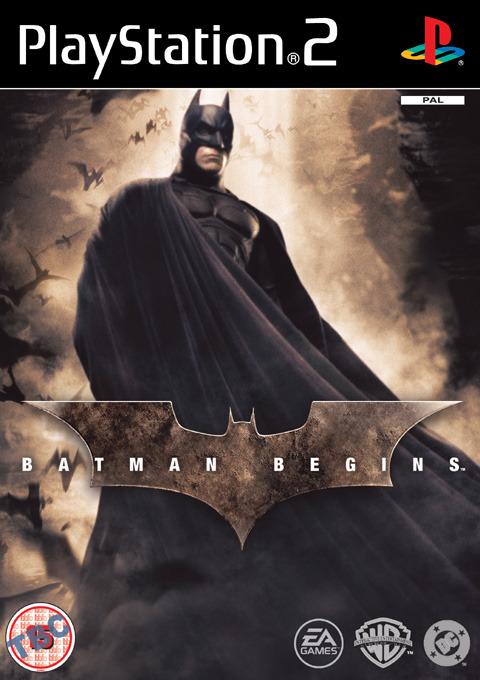 Batman Begins for PlayStation 2