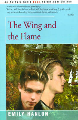 The Wing and the Flame by Emily Hanlon