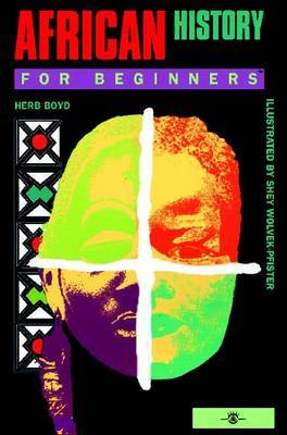African History for Beginners by Herb Boyd image