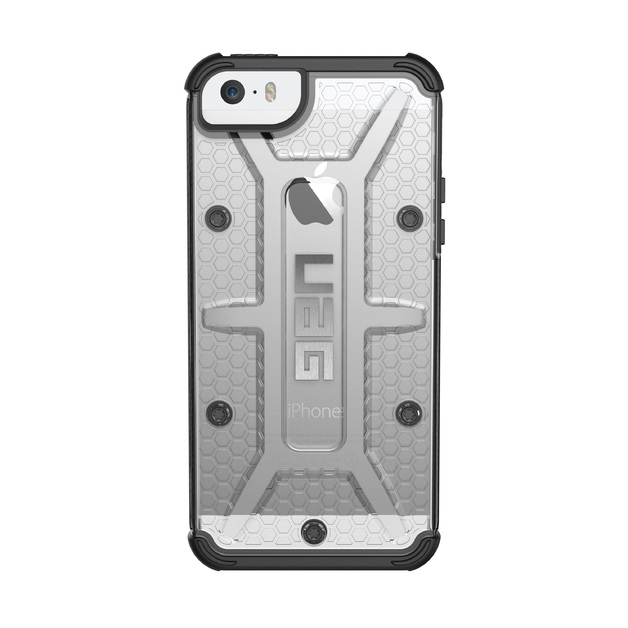 UAG Composite Case for iPhone 5S/SE (Ice/Black)