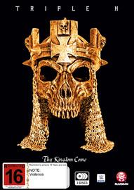 WWE - Triple H: Thy Kingdom Come on DVD