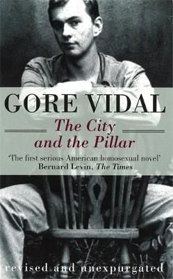 The City And The Pillar by Gore Vidal image