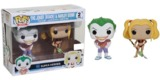 DC Comics - Joker & Harley Quinn (Beach Ver.) Pop! Vinyl 2-Pack