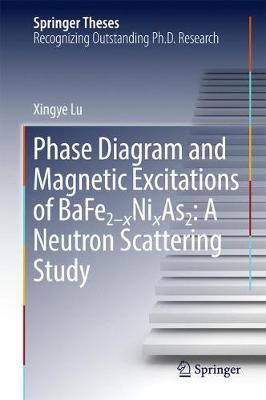 Phase Diagram and Magnetic Excitations of BaFe2-xNixAs2: A Neutron Scattering Study by Xingye Lu image