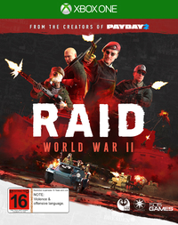 RAID: World War II for Xbox One image