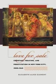 Love for Sale by Elizabeth Alice Clement