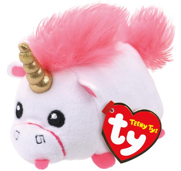 33dbe2498bb Ty Teeny Fluffy Unicorn