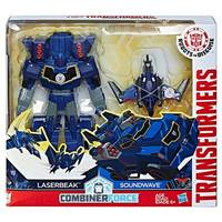 Transformers Robots In Disguise Activator Combiner Pack - Laserbeak and Soundwave