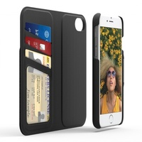 PureGear iPhone 6/6s/7/8 Express Folio - Black