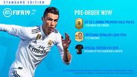 FIFA 19 for PS4 image