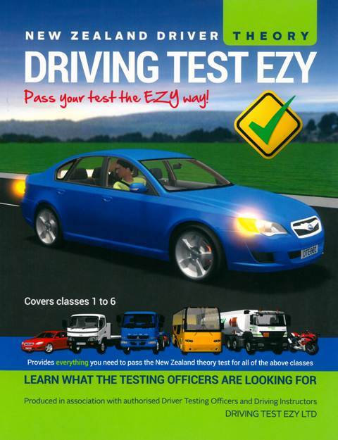 New Zeland Driving Test Ezy Theory