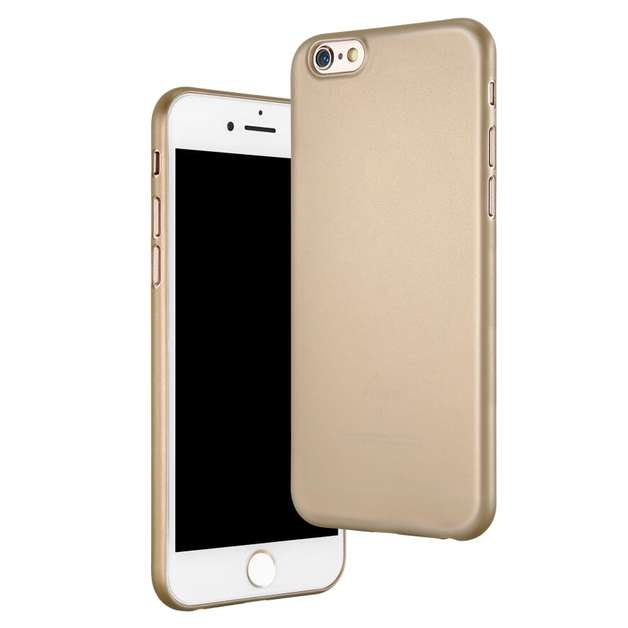 Kase Go Original iPhone 6/6s Plus Slim Case -Gold Digger