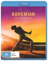Bohemian Rhapsody on Blu-ray