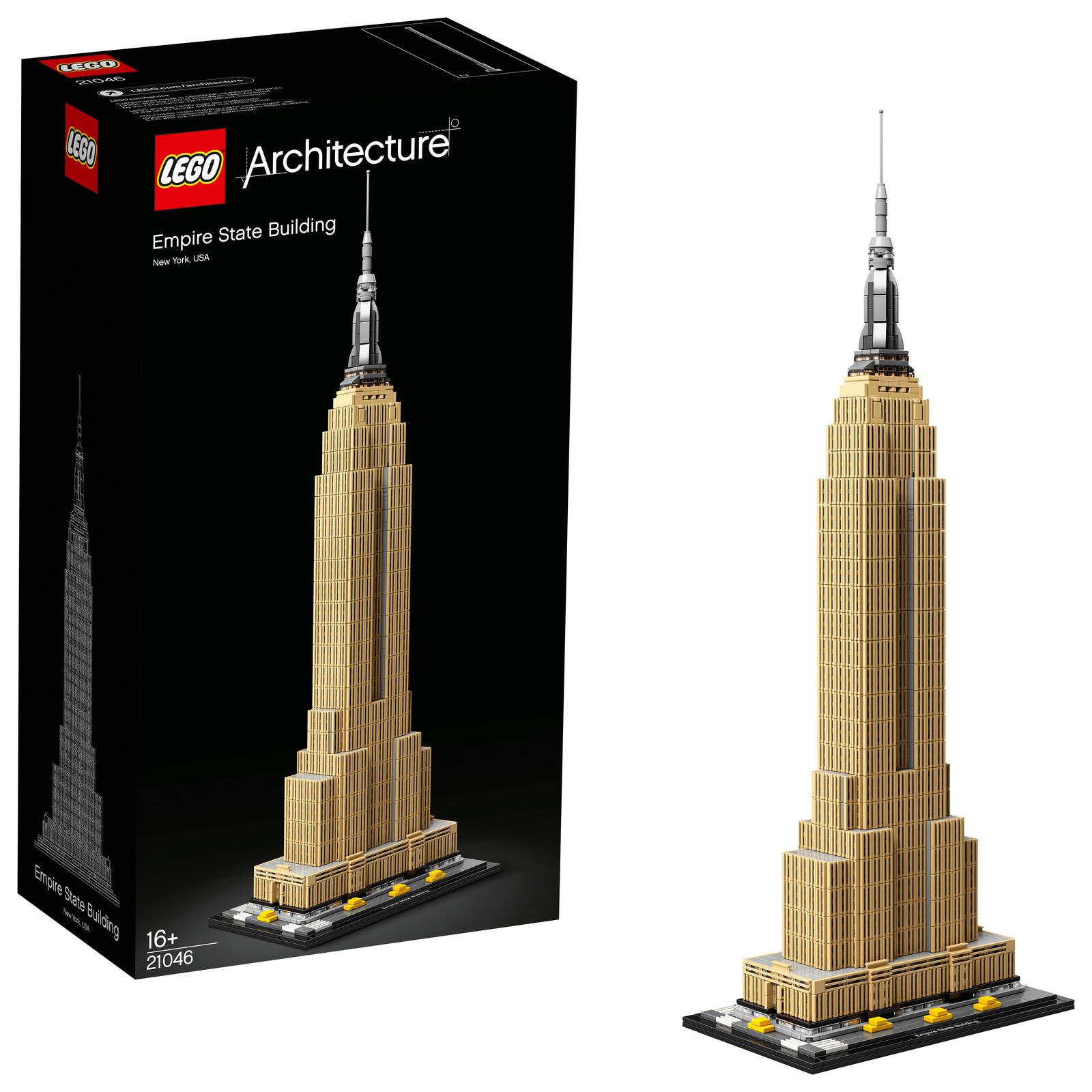 LEGO Architecture: Empire State Building - (21046) image
