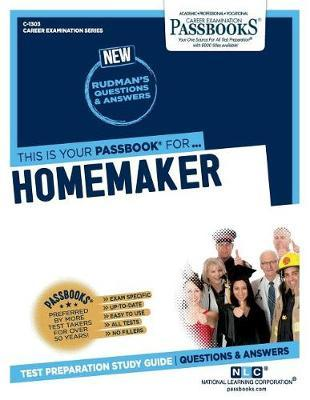 Homemaker by National Learning Corporation image