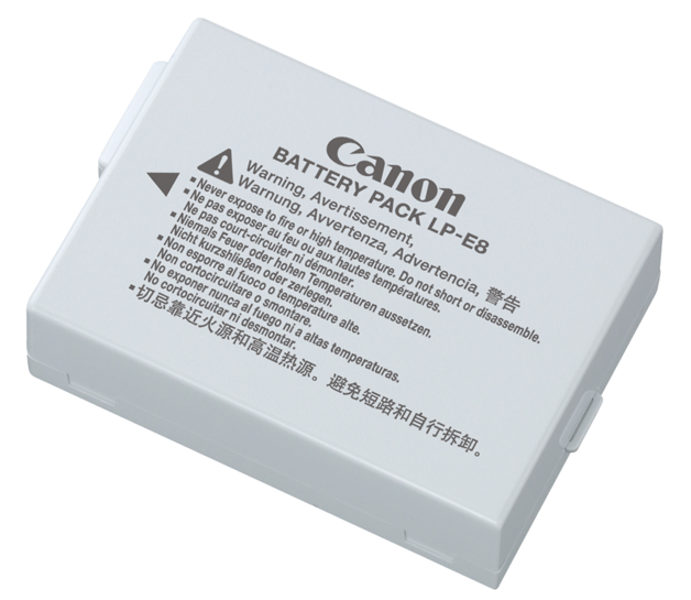 Canon LPE8 Rechargeable Battery Pack