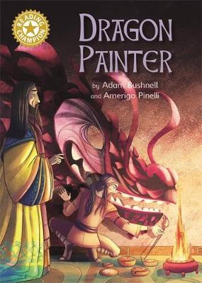 Reading Champion: Dragon Painter by Adam Bushnell