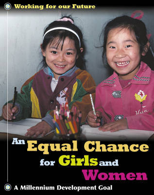 Equal Chance for Girls and Women by Judith Anderson image