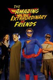 Amazing Extraordinary Friends (2 Disc Set) on DVD image