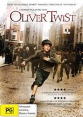 Oliver Twist on DVD