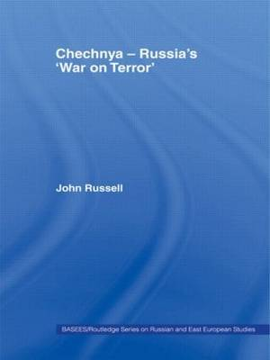 Chechnya - Russia's 'War on Terror' by John Russell image