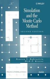 Simulation and the Monte Carlo Method by Reuven Y Rubinstein image