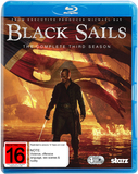 Black Sails - The Complete Third Season on Blu-ray