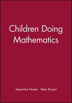 Children Doing Mathematics by Terezinha Nunes
