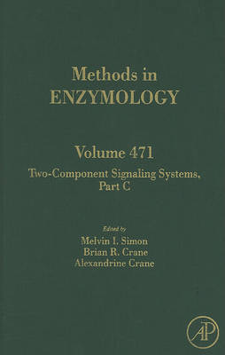 Two-Component Signaling Systems, Part C: Volume 471 image