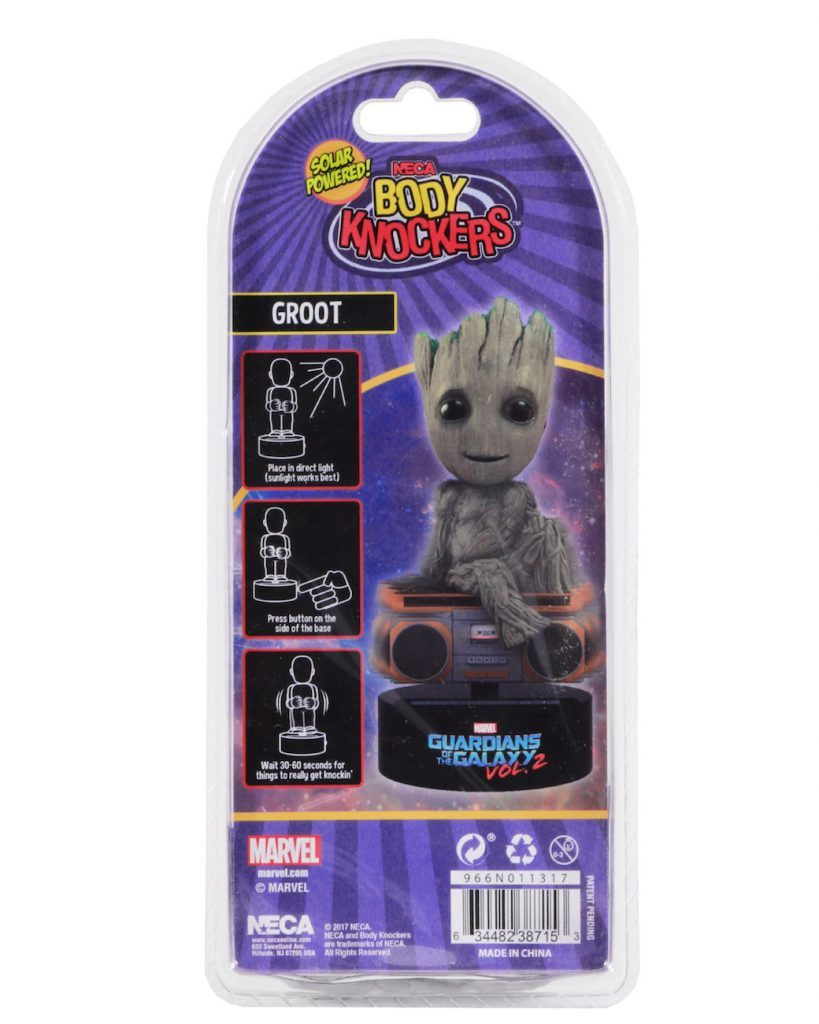 Guardians of the Galaxy: Vol. 2 - Groot Body Knocker image