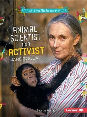 Jane Goodall by Douglas Hustand
