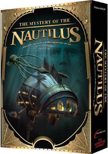 The Secret of the Nautilus (aka Mystery of the Nautilus) for PC Games image