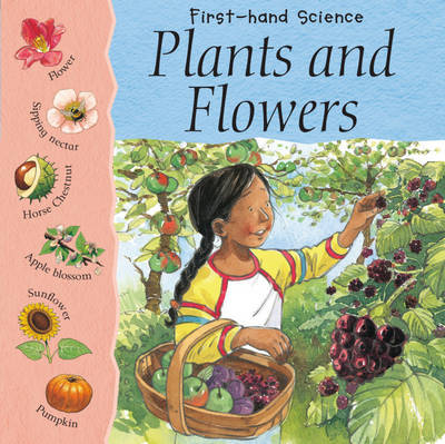 Plants And Flowers by Lynn Huggins Cooper