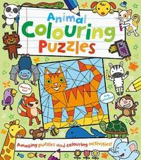 Animal Colouring Puzzles image