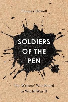 Soldiers of the Pen by Thomas Howell image
