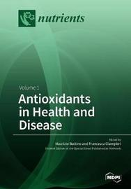 Antioxidants in Health and Disease image