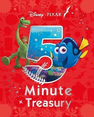 Disney Pixar 5-Minute Treasury