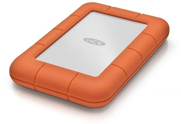 2TB LaCie Rugged Mini USB3.0 Portable HDD