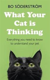 What Your Cat Is Thinking by Bo Soederstroem