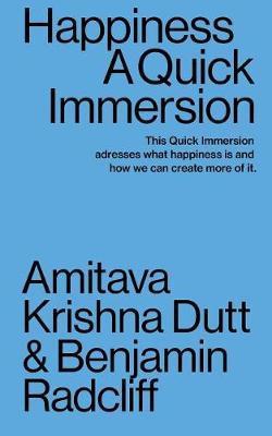 Happiness by Dutt Amitava Krishna