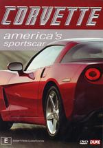 Corvette - America's Sportscar on DVD