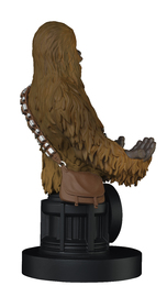 Cable Guy Controller Holder - Chewbacca on Plinth for PS4